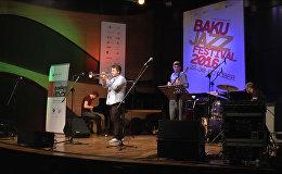 Baku Jazz Festival 2016 gənc ifaçıları bir yerə topladı
