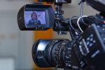 Мероприятие в Мультимедийном пресс-центре Sputnik Азербайджан