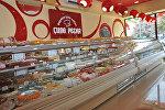 В одном из магазинов бакинской сети быстрого питания Чудо-печка