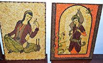 Красавицы из азербайджанских легенд