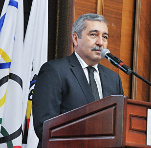 Бывший посол Азербайджана в Молдавии Намиг Алиев