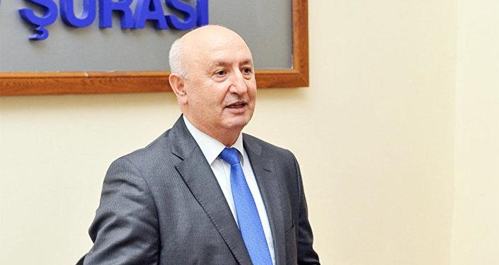 Зампредседатель Национального совета телевидения и радио (НСТР) Гафар Джабиев