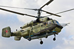 Ka-31CB helikopteri, arxiv şəkli