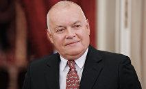 """""""Rossiya seqodnya"""" beynəlxalq informasiya agentliyinin baş direktoru Dmitri Kiselyov"""