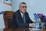 Olimpiya Komitəsinin vitse-prezidenti Çingiz Hüseynzadə