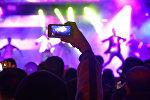В одном из ночных клубов Баку, архивное фото