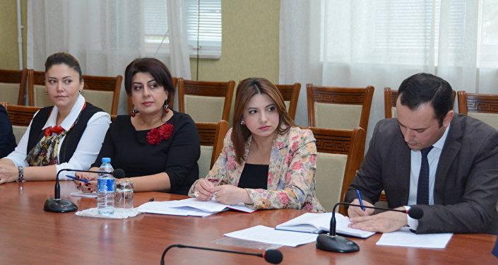 UNEC-in rektoru, professor Ədalət Muradov keyfiyyət elçiləri ilə görüşüb