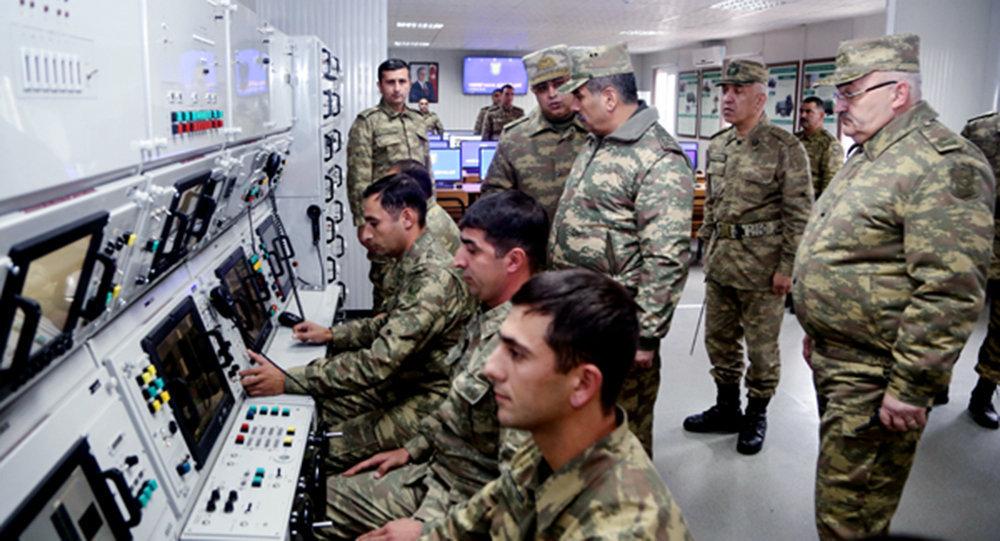 Задействован в работе новый полигон ВВС Азербайджана