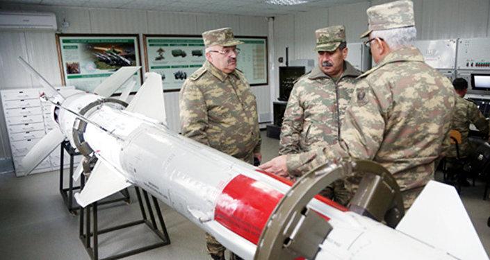 Оснащение учебных классов нового полигона ВВС АР