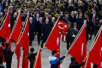Türkiyə Cumhuriyyəti 93 yaşını qeyd edir