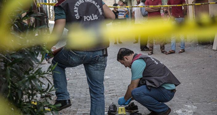 Türk polisi
