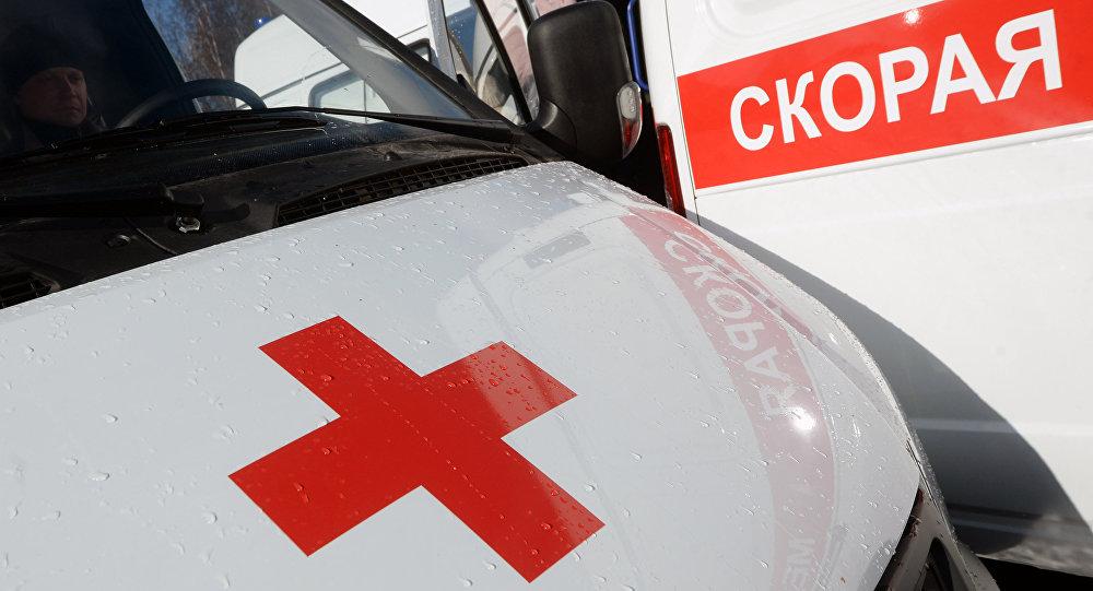 Упопавшего вДТП вТатарстане автобуса оторвало колесо