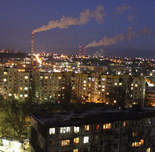 Ночной Кишинев