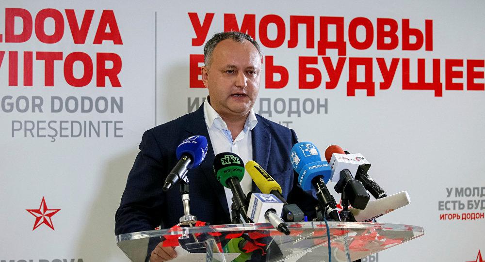 ЦИК Молдавии проинформировал о дате проведения 2-го тура выборов президента