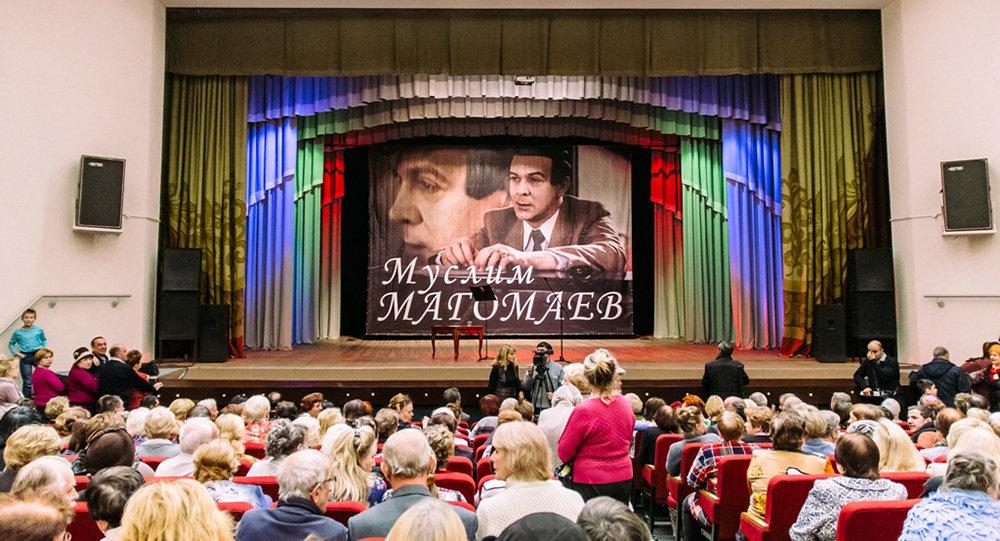 Nijni Novqorodda Müslüm Maqomayevin xatirəsinə həsr olunmuş konsert keçirilib