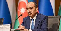 Помощник президента Азербайджана по общественно-политическим вопросам Али Гасанов