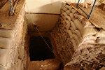 Туннель, вырытый боевиками ИГИЛ