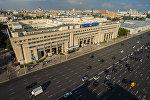 Здание Международного информационного агентства Россия сегодня, архивное фото