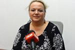 Координатор Всемирного банка по частному и финансовому сектору на Южном Кавказе Анжела Пригожина, архивное фото