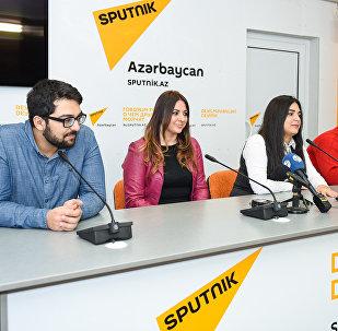 Пресс-конференция на тему Подведение итогов Бакинского Международного джаз-фестиваля и планы на перспективу