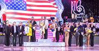 Победители Чемпионата мира по латиноамериканским танцам среди профессионалов