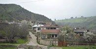 Азербайджанский город Агдере, находящийся под оккупацией Армении, фото из архива