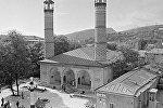Şuşa şəhər məscidi, aprel 1988-ci il