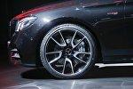 Mercedes markalı avtomobil