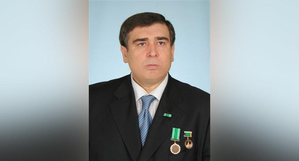Şahin Şıxlinskin, Ümumrusiya Azərbaycan Konqresinin Ural Federal Dairəsi üzrə regional bölməsinin rəhbəri