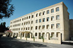 Здание Управления образования города Баку, фото из архива