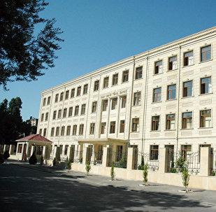 Bakı Şəhəri üzrə Təhsil İdarəsinin binası, arxiv şəkli