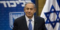 Премьер-министр Израиля Биньямин Нетаньяху, фото из архива