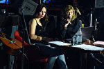 В Баку прошел творческий вечер поэта Светланы Лаврентьевой и писателя Натальи Тованчевой