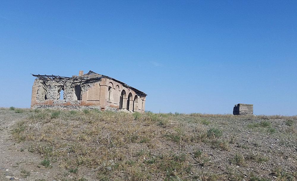 Ağstafa rayonunun Minevli Qıraq Kəsəmən kəndi