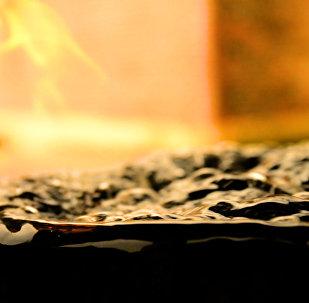 Suyu yanan bulaq
