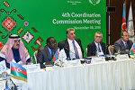 Четвертое заседание Координационного совета по подготовке к IV Исламским играм солидарности