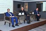 Миротворческая конференция в Баку на тему Армяно-азербайджанский нагорно-карабахский конфликт: основные препятствия и перспективы урегулирования. Взгляд из Армении и Азербайджана