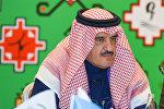 Генеральный секретарь СФИС Файсал Абдулазиз Аль-Нассар