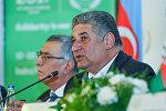 Министр молодежи и спорта Азад Рагимов, фото из архива