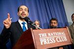 Amerika-İslam Əlaqələri Şurasının rəhbəri Nihad Avad