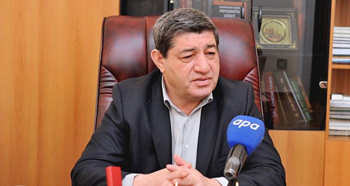 Filologiya elmləri doktoru, professor, əməkdar elm xadimi Nizami Cəfərov