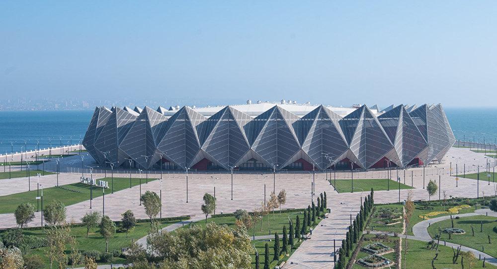 Концертный комплекс Baku Crystal Hall