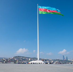 Bayraq meydanı, arxiv şəkli