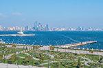 Бакинский приморский бульвар