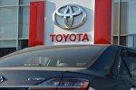 Компания Toyota отзывает ряд автомобилей из-за неисправности, фото из архива