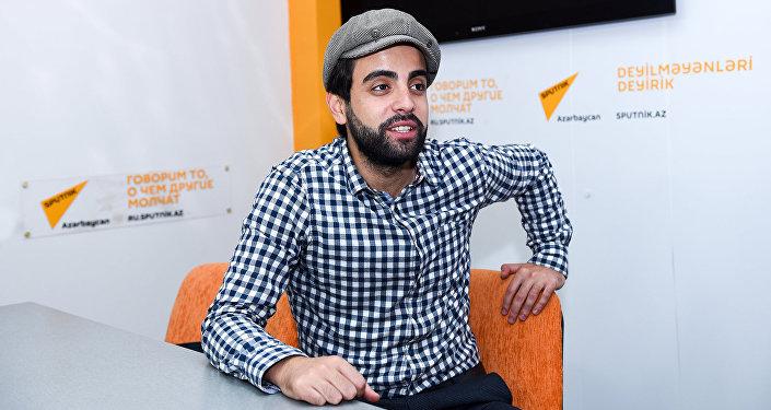 Gənc aktyor Səfa Mehdi