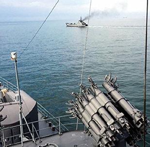 Hərbi Dəniz Qüvvələrinin gəmisi