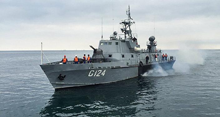 Иран начал крупномасштабные учения ВМС вИндийском океане