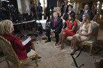 ABŞ-ın yeni prezidenti Donald Trampın CBS kanalına müsahibəsi