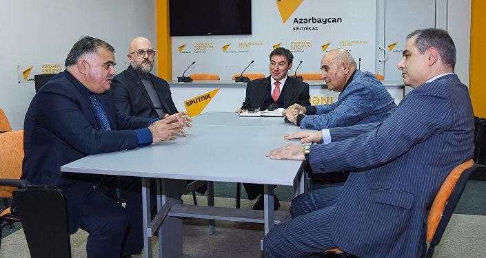Cənubi Qafqaz politoloqlar klubunun 47-ci iclası